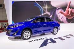 Toyota-yaris ativ Royalty-vrije Stock Afbeelding