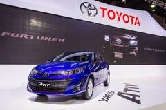 Toyota-yaris ativ Royalty-vrije Stock Foto's