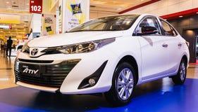 Toyota-yaris ativ Royalty-vrije Stock Afbeeldingen