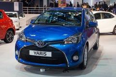 Toyota Yaris Royalty Free Stock Images