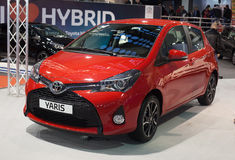 Toyota Yaris Stock Image