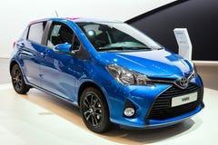 Toyota Yaris bil Royaltyfria Foton