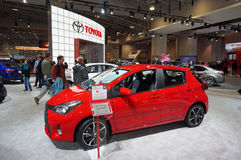 2015 Toyota Yaris Stock Photography