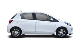 Toyota Yaris Stock Photography