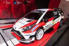 Toyota Yaris WRC Arkivfoton