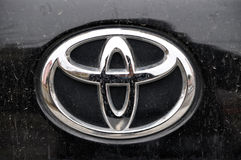 Toyoto symbol stock photography
