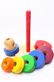 toys деревянное Стоковое Изображение RF