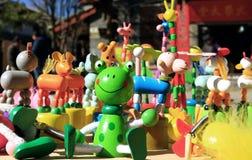 toys древесина Стоковые Фотографии RF