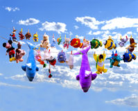 Toys 1 Royalty Free Stock Images