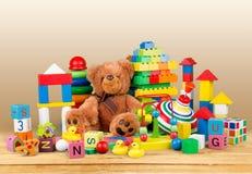 toys royaltyfri foto