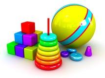 toys Arkivbilder