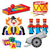 Toys Royalty Free Stock Photography