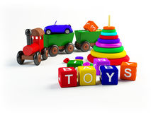 Toys Stock Photos