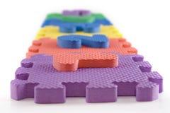 Toys. Colour children toys isolated on white background Stock Image
