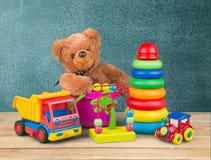 toys royaltyfria bilder