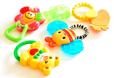 Toys for baby Royalty Free Stock Photography