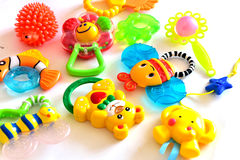 Toys for baby Royalty Free Stock Photos
