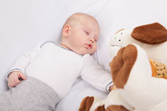 Toys for the baby Royalty Free Stock Photography