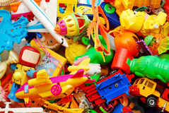 Toys background Royalty Free Stock Image