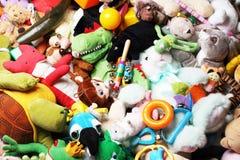 Toys background Royalty Free Stock Image