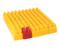 Toys block Royalty Free Stock Photo