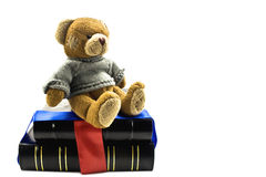 Toys and Books Royalty Free Stock Image