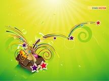 Toys box  Stock Image
