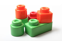 Toys - Building blocks Royalty Free Stock Images