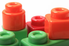 Toys - Building blocks Stock Photos