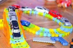 Toys cars Royalty Free Stock Photos
