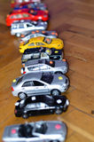 Toys cars Stock Photography