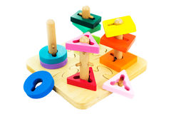 Toys for children,Jigsaw royalty free stock photography
