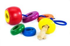 Toys for children. Children toy for brain, Brain development, Skills Preschool Royalty Free Stock Images