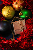 Toys for Christmas Royalty Free Stock Photo