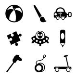 Toys design Royalty Free Stock Images