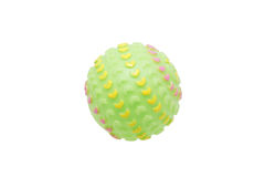 Toys for dogs. Ball. Royalty Free Stock Images