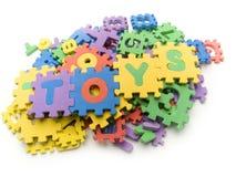 toys för barn s arkivbilder