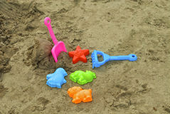 toys för barn s Royaltyfri Foto