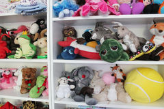 toys för barnlokal s Arkivbild