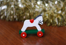 Toys For Christmas Tree Stock Images