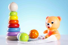 Toys! Fun and more! Royalty Free Stock Image