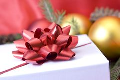 Toys and gift for Christmas and New Year Stock Image