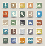 Toys icon Royalty Free Stock Photo