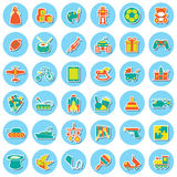 Toys icon Royalty Free Stock Image