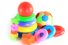 Toys for Kids Royalty Free Stock Photography
