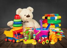 Toys Stock Photography