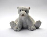 Toys, polar bears Royalty Free Stock Photography