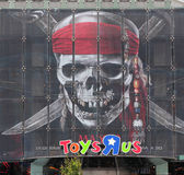 Toys R Us. The Toys R Us store in times square Stock Photo