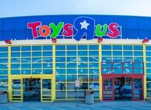 Toys R Us in Orland Park, Illinois fotografia stock libera da diritti