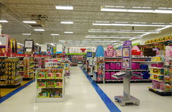 Toys R Us store Royalty Free Stock Image